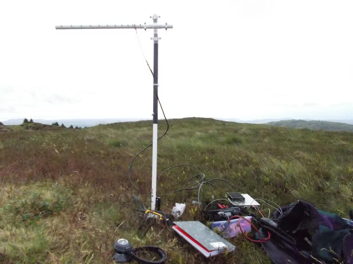 2.3GHz station