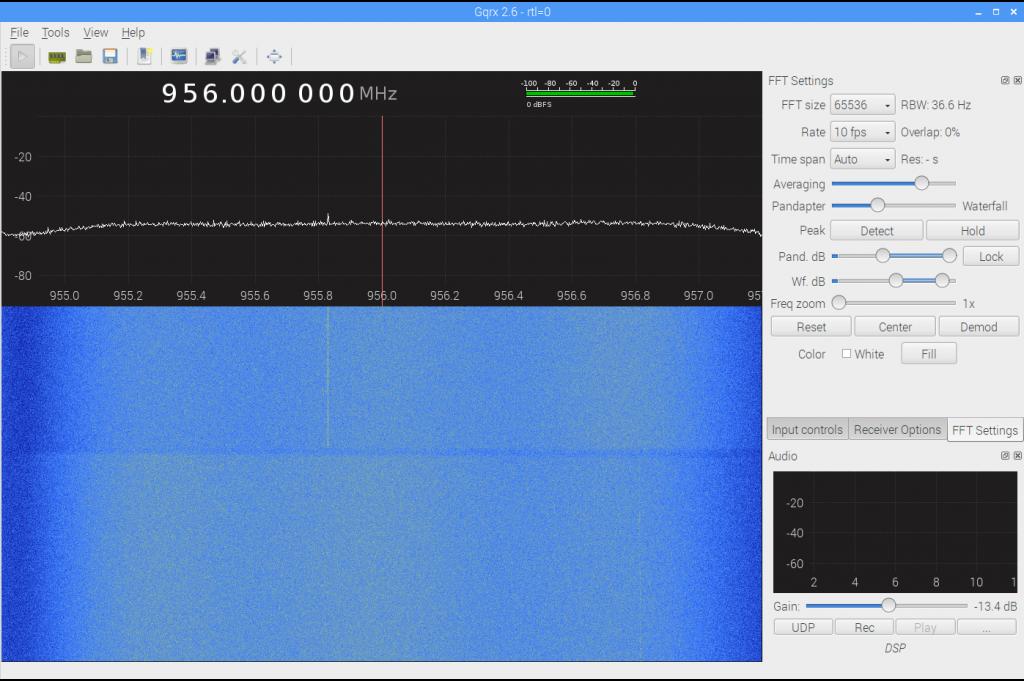 Qatar OSCAR-100 signal reception – GM8OTI